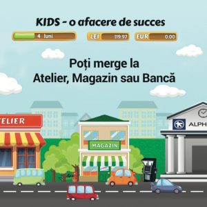 Lansare aplicație Kids – o afacere de succes